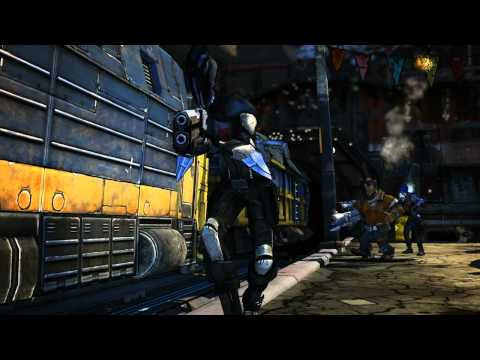 Borderlands 2 - 'Wimoweh' Trailer -QfP81OHshrA