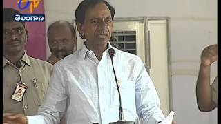 The Best Industrial Policy In The World Is Ours' : Telangana CM KCR - ETV2INDIA