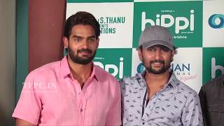 Hippi Teaser Launch By Natural Star Nani | TFPC - TFPC
