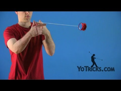 Learn how to do the Boomerang Yoyo Trick