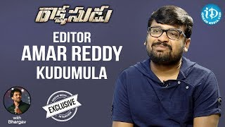 Rakshasudu Movie Editor Amar Reddy Kudumula Full Interview || Talking Movies With iDream - IDREAMMOVIES