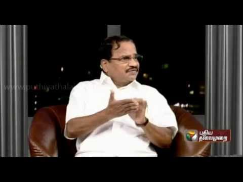 Tamilaruvi Manian Exclusive In Puthiya Thalaimurai - Agni Paritchai (23/03/2014) - Part 5
