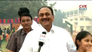 Face to Face with BJP MP Gokaraju Ganga Raju Over Kodi Pandalu | Vijayawada | Sankranti Festival | - CVRNEWSOFFICIAL