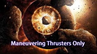 Royalty FreeSuspense:Maneuvering Thrusters Only