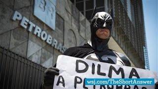 Petrobras Scandal Roils Brazil - WSJDIGITALNETWORK