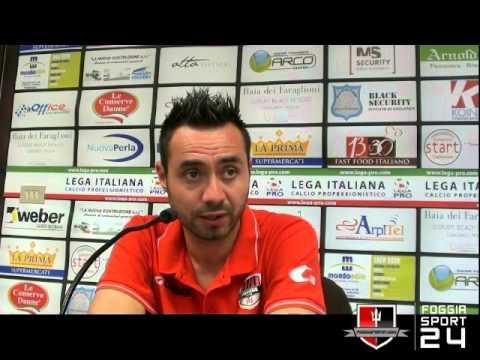 Roberto De Zerbi 10-10-2014 - Foggia Calcio