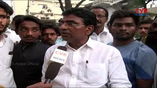 Nama Nageswara Rao Comments about Fake Voters | Comments on TRS | CVR News - CVRNEWSOFFICIAL