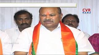 ఏపీలో నాలుగేళ్ళగా అరాచక పాలన సాగుతుంది : BJP Leader Kanna Lakshmi Narayana Slams TDP Govt | CVR News - CVRNEWSOFFICIAL