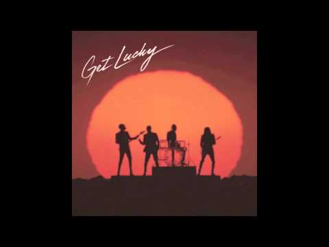 Daft Punk - Get Lucky (Radio Edit) [feat. Pharrell Williams] (Official) -Qhd5_JeRQYI