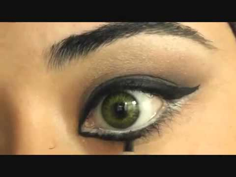 Makeup Tutorial   Haifa Wehbe Makeup Arab Arabic Makeup Tutorial هيفاء وهبي مكياج