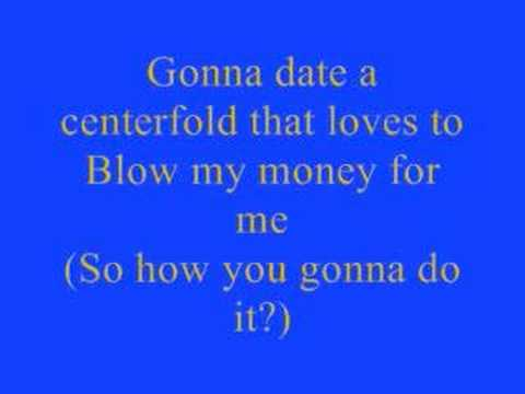 nickelback- i wanna be a rockstar lyrics