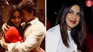 SRK, Katrina's Special Moments On 'Zero' Sets   'Quantico' Star Priyanka Returns To India - ZOOMDEKHO