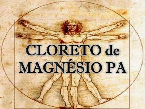 Cloreto de Magnésio P.A. - Níveis de Magnésio no nosso Organismo