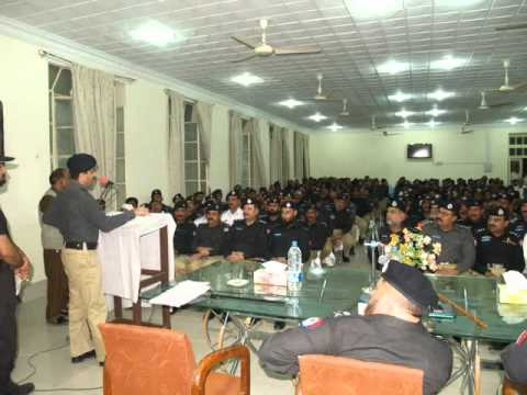 visit IGP Lahore in Bhakkar District