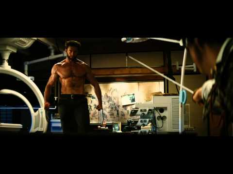 THE WOLVERINE - Teaser Trailer (HD)