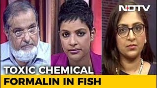 Toxic Chemical In Fish: Is Food Safety A Farce? - NDTV