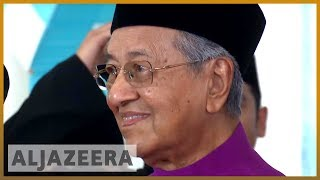🇲🇾 Malaysia: New government sworn in after 61-year party rule | Al Jazeera English - ALJAZEERAENGLISH