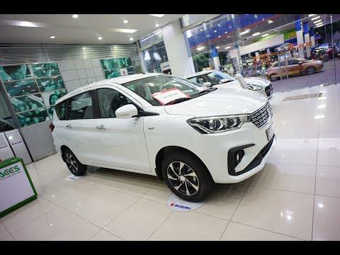 Suzuki Ertiga 2021- Khuyến mại cực sốc lên tới 60 triệu đồng