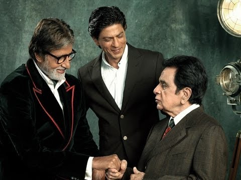 Legends of Indian Cinema strike a pose