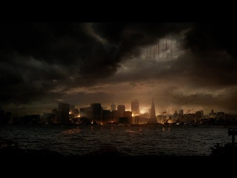 Have A Look At The Trailer For The New Godzilla
