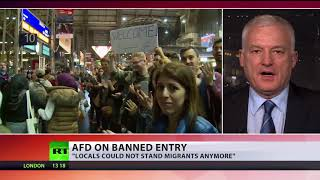 Cottbus fourth German city to ban migrants from entering - RUSSIATODAY