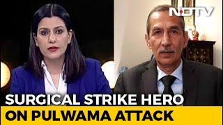 Should've Kept Up Pressure On Pak After Surgical Strikes: Lt Gen Hooda - NDTV
