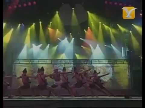 BAFOCHI, Homenaje a la Cultura Ona, Festival de Viña 1999