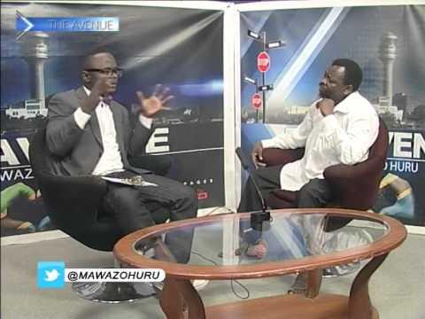 The Avenue mawazo huru SEASON 2 EP 01- Rashid Mwishehe 'Kingwendu'