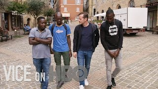 Migrant Crisis Tensions Turn Bloody In Europe   VICE on HBO (Bonus) - VICENEWS