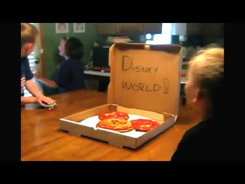 2011 Disney Memories Commerical