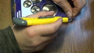 Посылки из Китая: дисковые пилы для дремеля (Shipments from China: circular saws for Dremel)