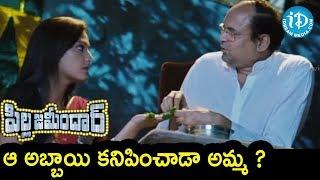 ఆ అబ్బాయి కనిపించాడా అమ్మ? - Haripriya Scene || Pilla Zamindar Movie - IDREAMMOVIES