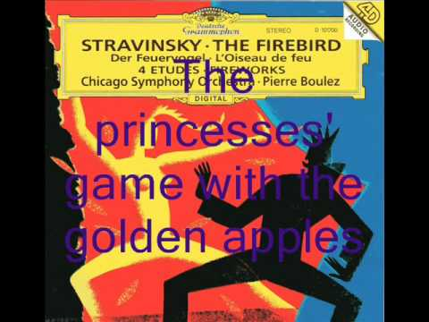 Stravinsky - The Firebird (Full)