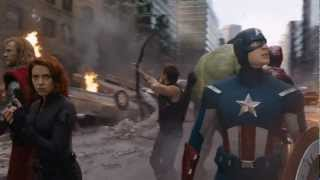 Marvel''s The Avengers Blu-ray Clip 2