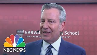 NYC Mayor Reacts To Amazon Ending HQ Deal: 'There Was No Dialogue' | NBC News - NBCNEWS