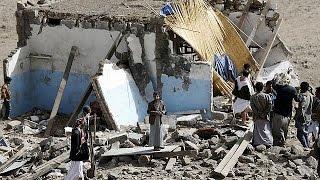 مقتل ثلاث نساء وثلاث أطفال في قرية بيت رجال غرب صنعاء