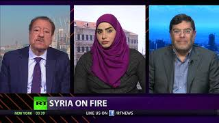 CrossTalk: Syria on Fire - RUSSIATODAY