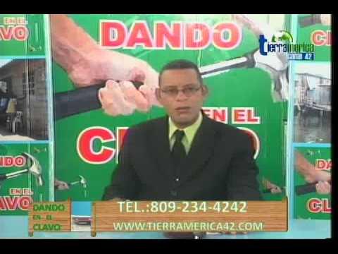 DANDO EN EL CLAVO TV 06 DE OCTUBRE 2011- 4 DE 4