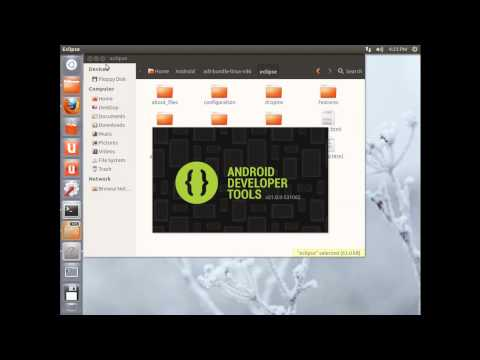 Twenty Minute Tutorial : Installing The New Android SDK on Ubuntu 12