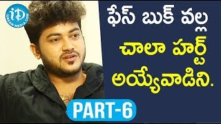 Actor Siddharath Varma Exclusive Interview Part #6 || Soap Stars With Anitha - IDREAMMOVIES