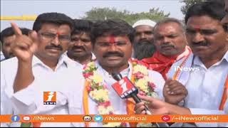 Medipally Satyam Confident About His Winning in Choppadandi | Face To Face | iNews - INEWS