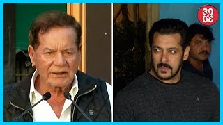 Salim Khan On Being Invited Only If Other Khan Members Are Busy | Salman's Birthday Celebrations - ZOOMDEKHO
