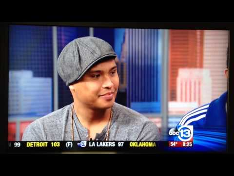 Jeremy Passion on ABC 13 News Houston