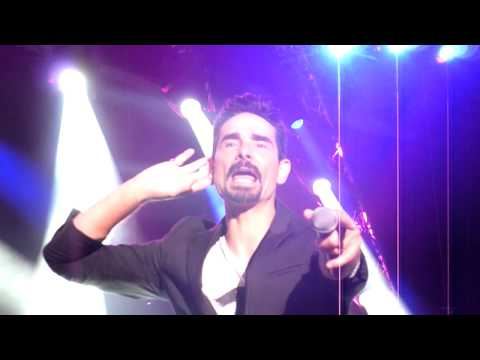Backstreet Boys - Oostende (Belgium) - Love Somebody- July 20th 2014