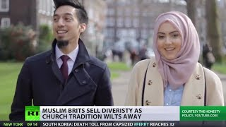 Islam fastest growing religion in UK as churches decline - RUSSIATODAY
