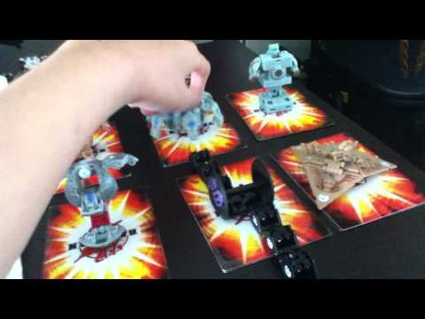 My cool toys review (tech deck,Hex bug nano,Bakugan and transformers)