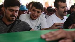 Turkey Shells Islamic State in Syria - WSJDIGITALNETWORK