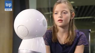 What would it take for you to hug a robot? - WASHINGTONPOST