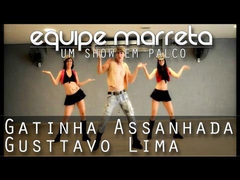 Gusttavo Lima - Gatinha Assanhada (Coreografia Professor Jefin)