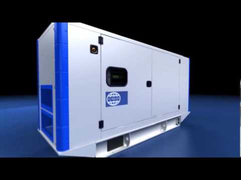 Grupos Geradores de Energia a Diesel FG Wilson